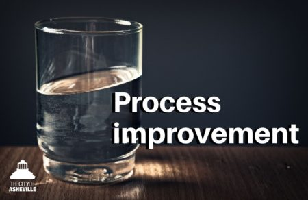Process improvement photo illustration