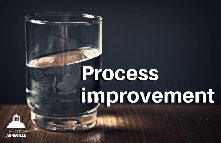 Process improvement photo illustration