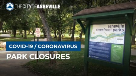 parks closures graphic illustration