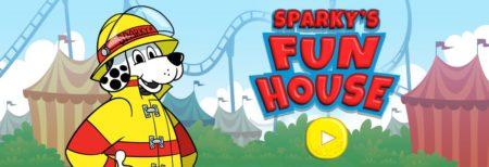 Spaky's fun house