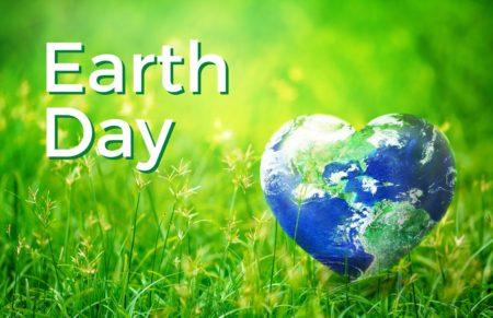 Earth Day photo illustration