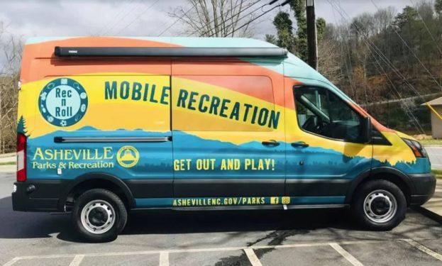 Recreation van