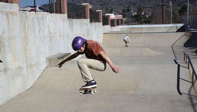 Asheville skatepark