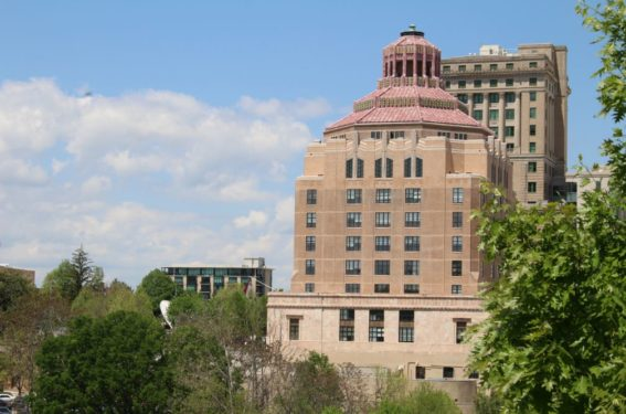 City Hall summer