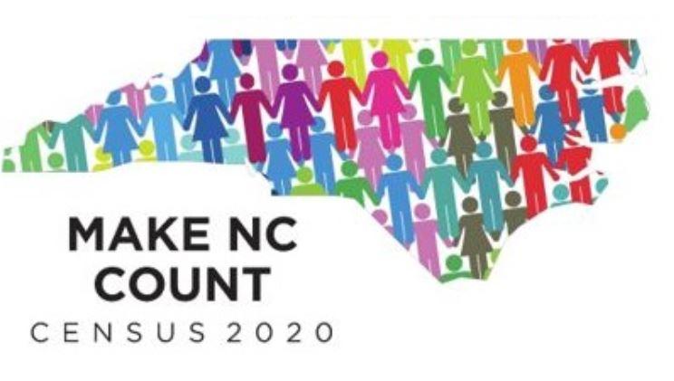 Census NC graphic