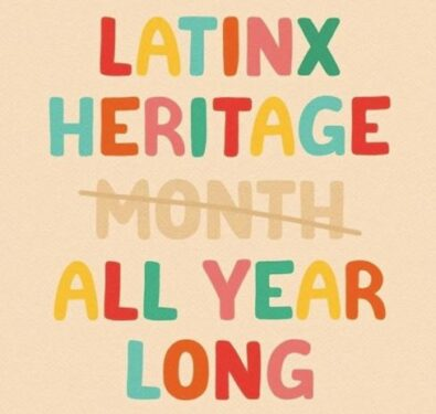 LatinX poster