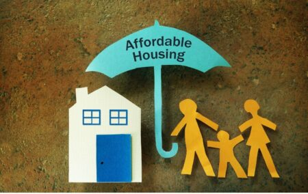 affordable housing illustration