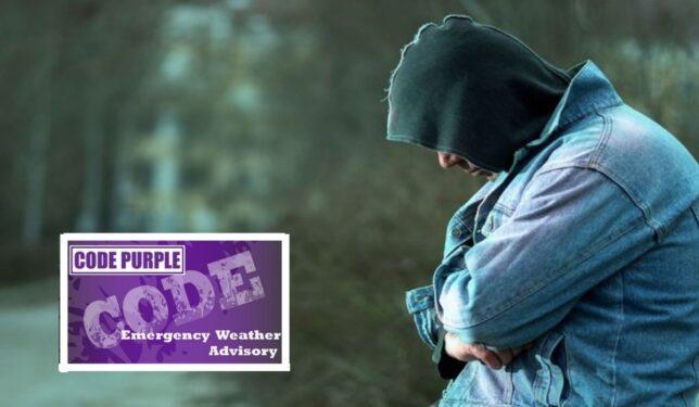 Code Purple illustration