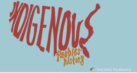 Indigenous people's history graphic