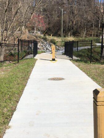 Elsie's Bridge greenway