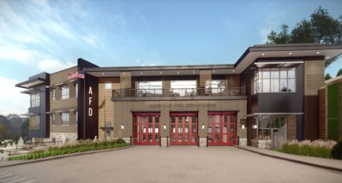 New fire station