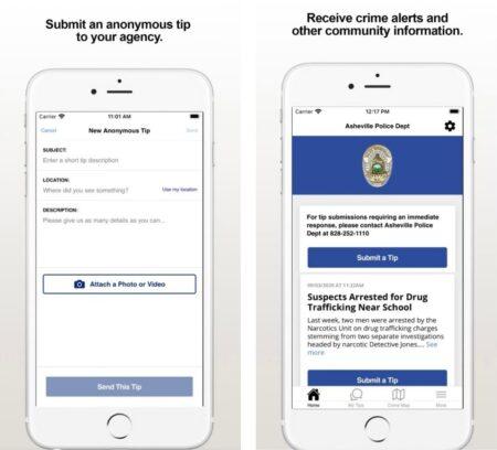 TIP2APD app screenshots