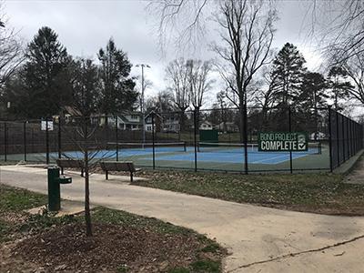 Malvern Hills Tennis Court