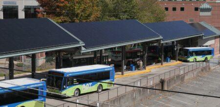 transit solar panels