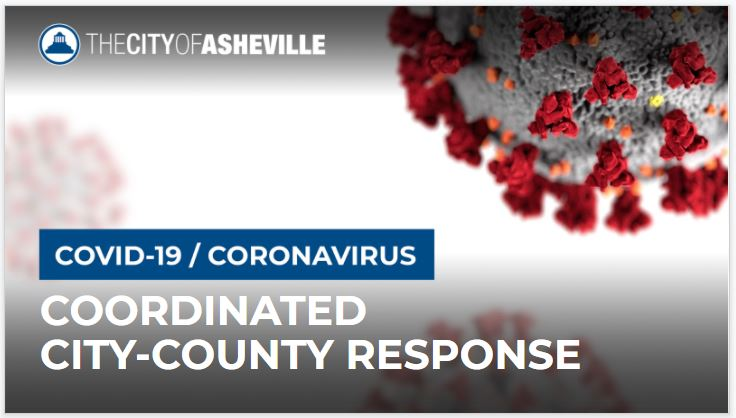 COVID coordinated response graphic