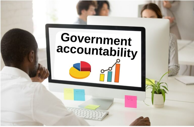 data and government photo illustration