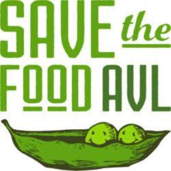 save the food avl logo
