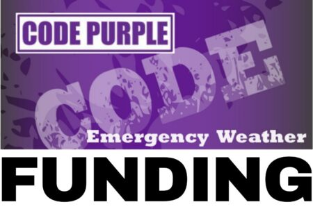 code purple funding