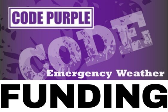 code purple funding
