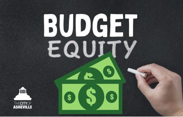 Asheville budget illustration