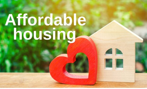 affordable housing photo illustration