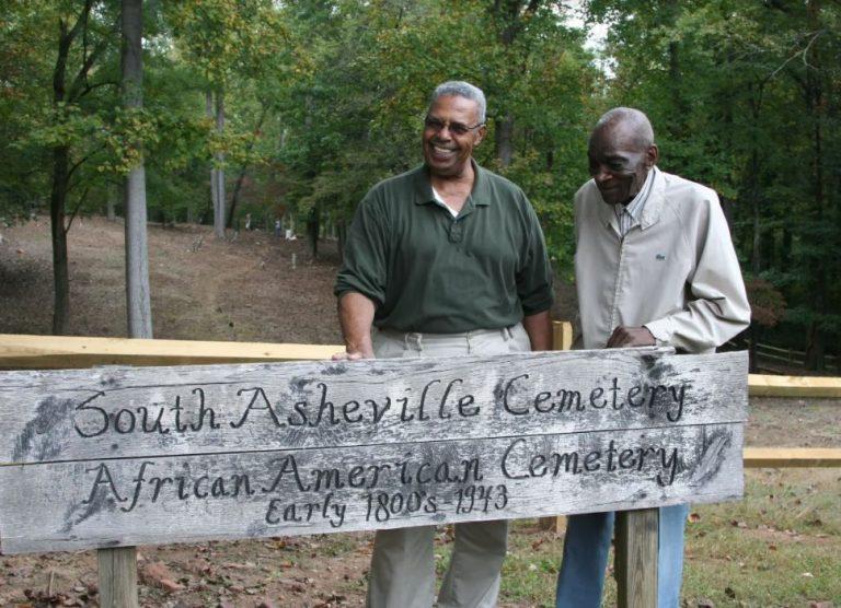 South Asheville cemetery