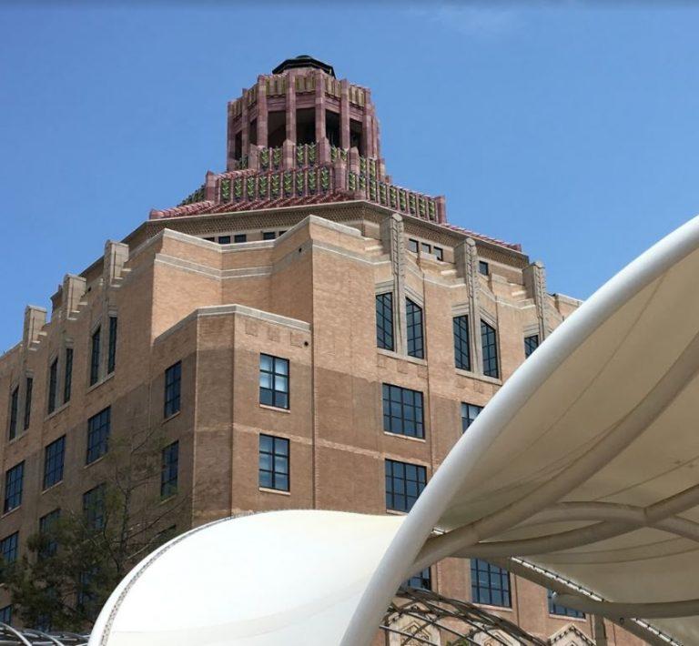 Asheville City Hall web