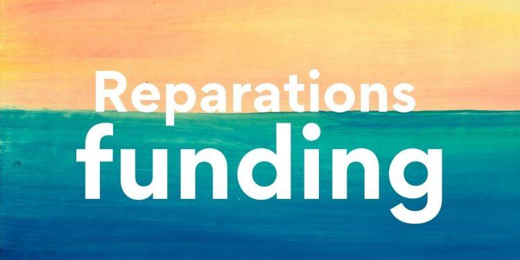 reparations funding illustration
