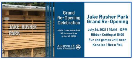 Jake Rusher Invitation