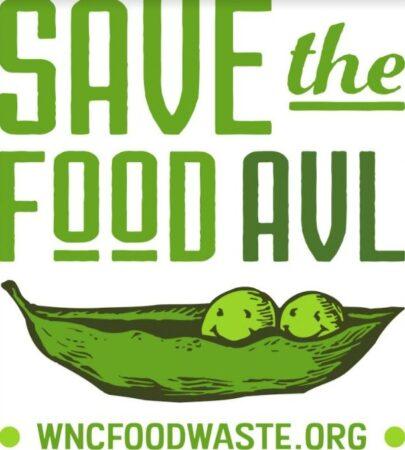 Save the food logo