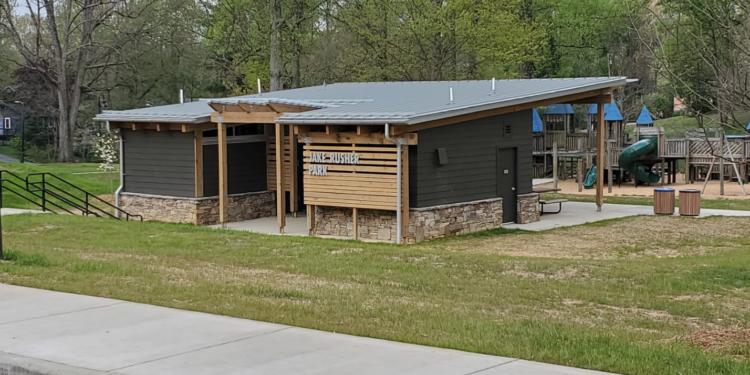 New park building