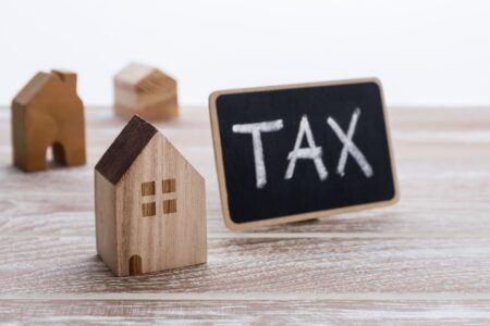 property tax photo illustration