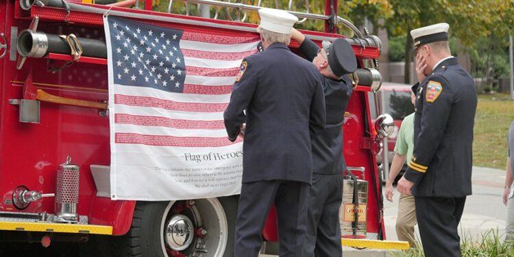 911 ceremony