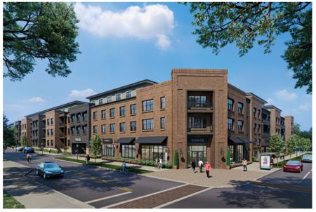 130 Charlotte Street rendering