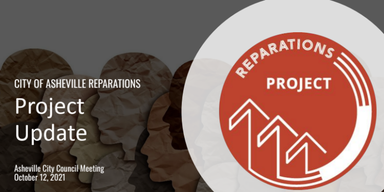 Reparations update graphic